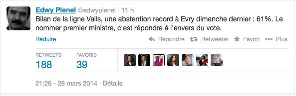 Tweet edwy Plenel