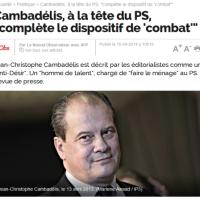 """PS: Ils ont boudé le """"Désir"""" pour le Camba-délice...."""