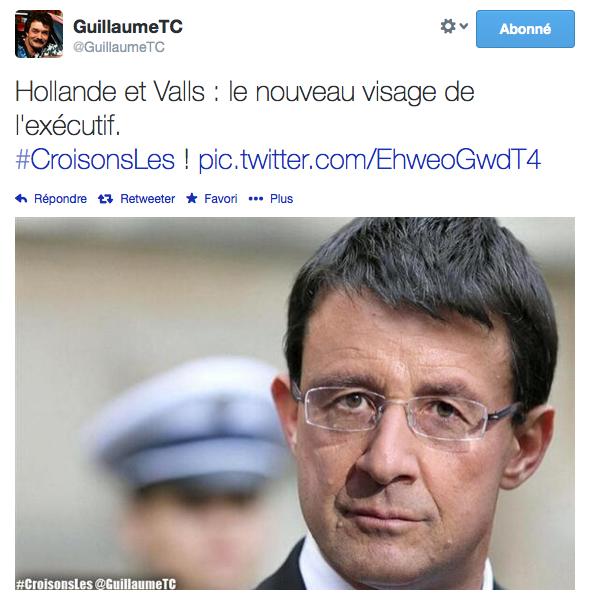 Hollande Sarkozy Valls
