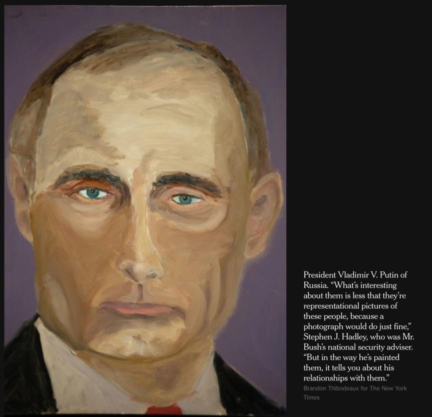 ph George W. Bush, 67 ans, président de 2001 à 2009oto 1