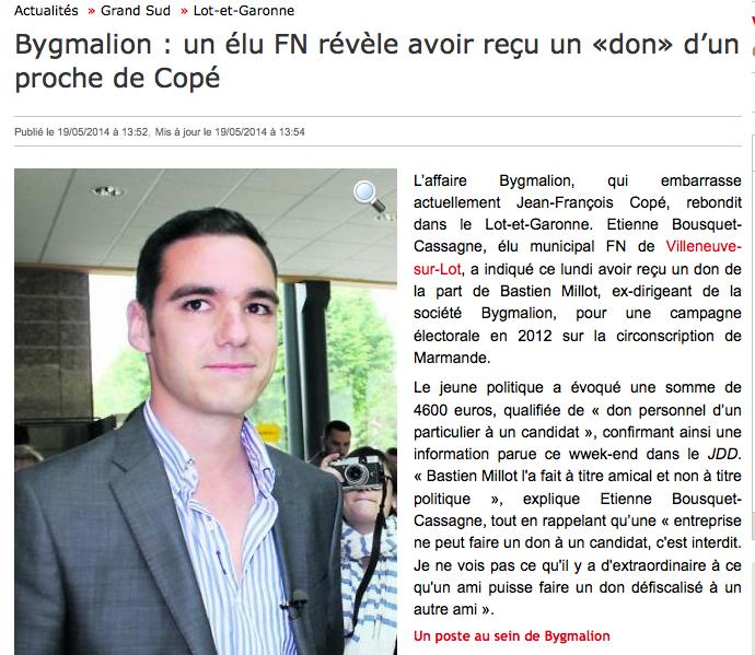 Copé FN Bigmillion