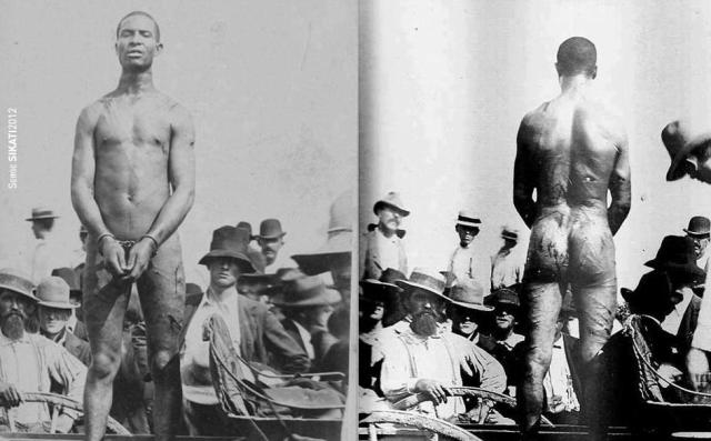 Esclave, vente, humiliation, traite negrière