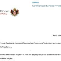 Le Prince Rocher de Monaco (Faire-part Grimaldi)......
