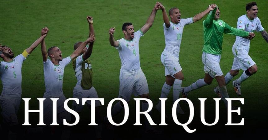 Algérie Qualifiée