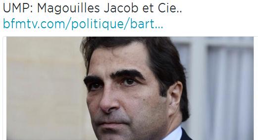C Jacob UMP magouilles