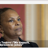 Christiane Taubira: Ma blessure et l'indifférence des bons...