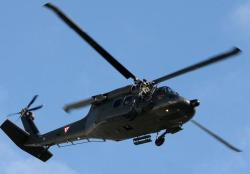 Toubon Hélicoptère Défenseur des droits