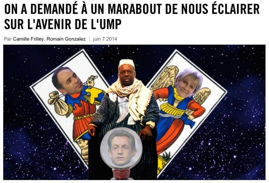 UMP avenir Marabout
