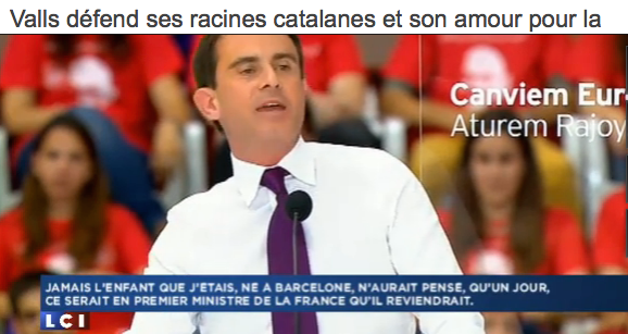 VAlls Meeting Barcelonne