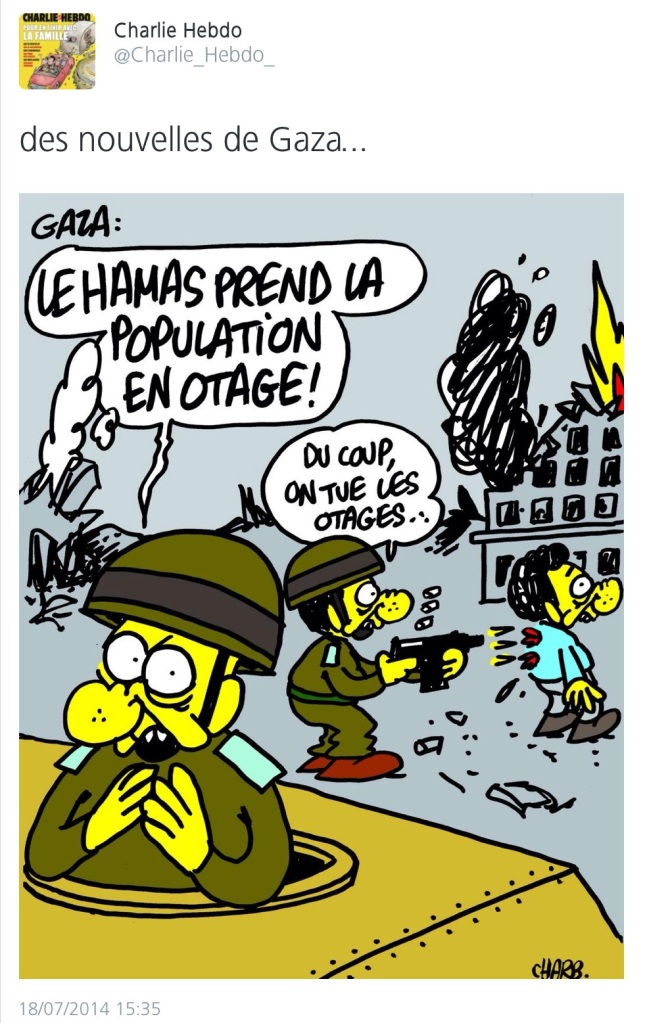 Gaza, Hamas Otages