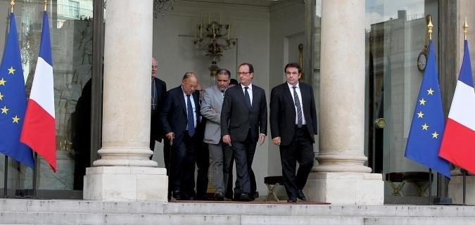 Hollande Elysée Cultes