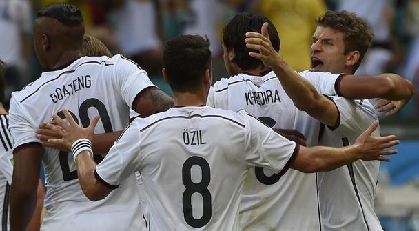ozil boateng khedira allemagne equipe nationale coupe du monde bresil