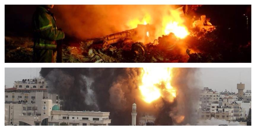Ukraine Malaysia Airlines Gaza boite noire Guerre