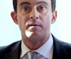 Manuel Valls Réntrée dificile