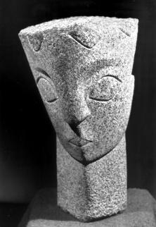 Statue du Roi David par Achiam, Musée de Shuni (Israël)