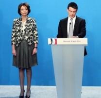 Marisol Touraine Manuel Valls Famille