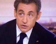 Retour de Sarkozy France 2 Delahousse