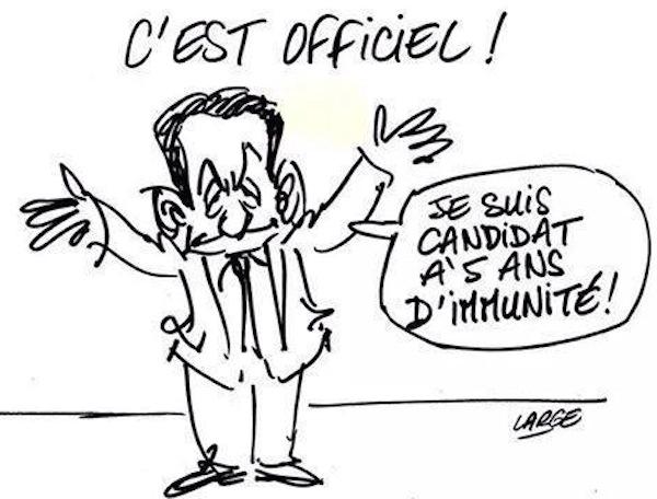 Sarkozy le retour la raison cachée