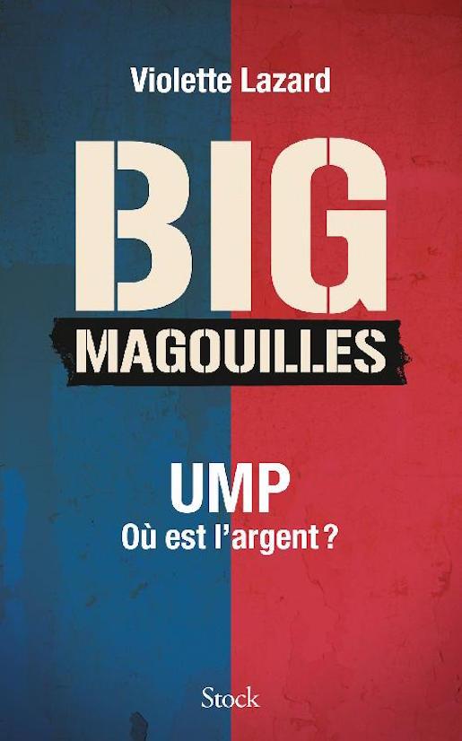 Big Magouilles UMP livre