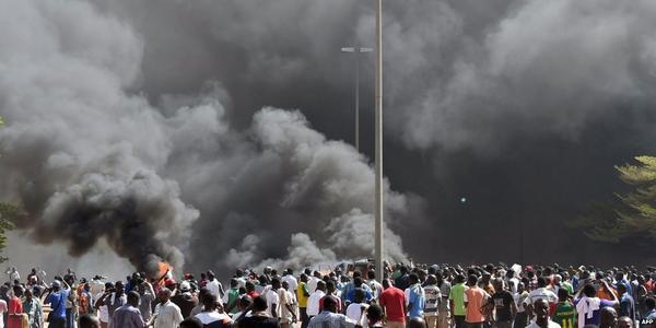 Burkina faso #lwili compaoré