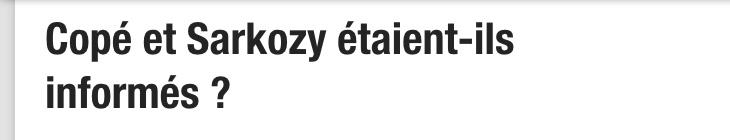 Bygmalion mises en examen Sarkozy Copé _1