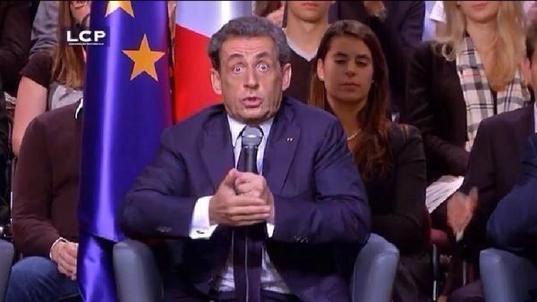 Sarkozy Juppé sondage primaire