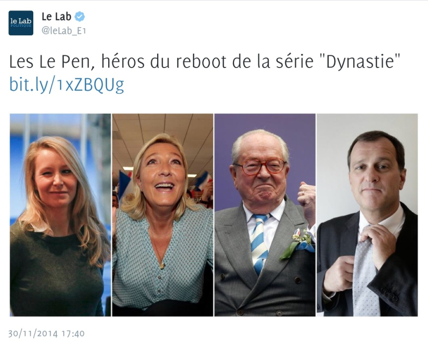 Dictature Des Le Pen