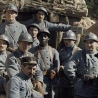 « L'Ordre du Bleuet de France »: Revue des troupes coloniales... #11Novembre