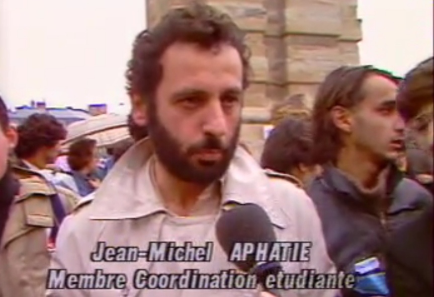Jean Michel Aphatie Jeune Bordeau
