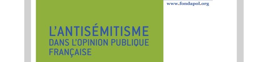 L'antisémitisme dans l'opinion française-1