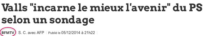BFMTV Valls