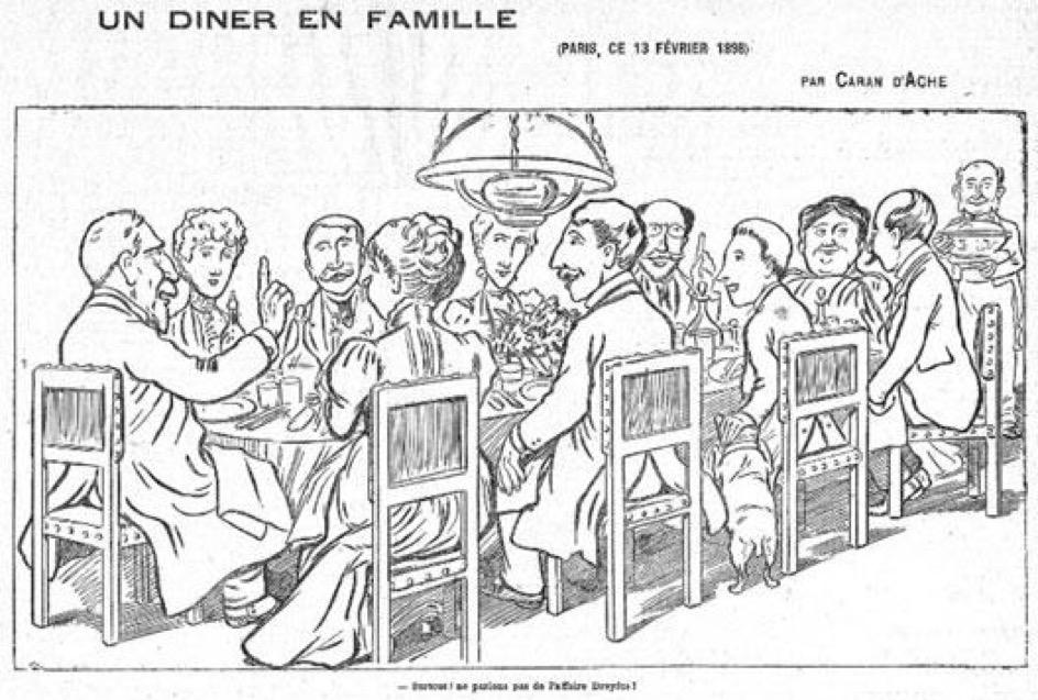 D cembre 2014 extimit s politiques for Repas du dimanche midi entre amis