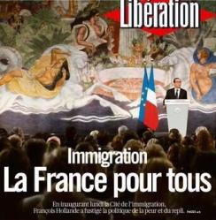 La France pour tous Libération immigration2