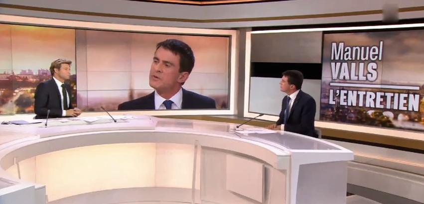 Manuel Valls #DirectPM #JTValls