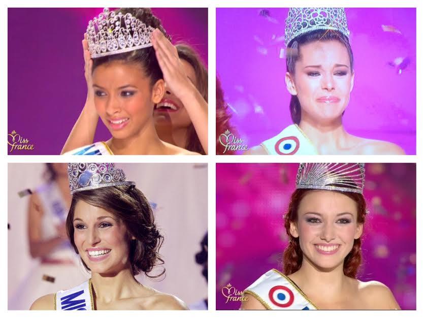 Miss France 2015 et les autres