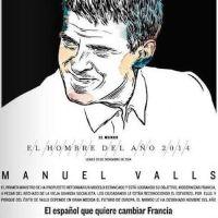 Manuel Valls : L'ombre de l'année 2014…