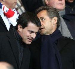 Valls Sarkozy