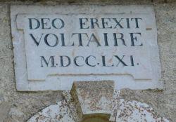 « La Prière à Dieu » [Voltaire, Traité sur la tolérance]....