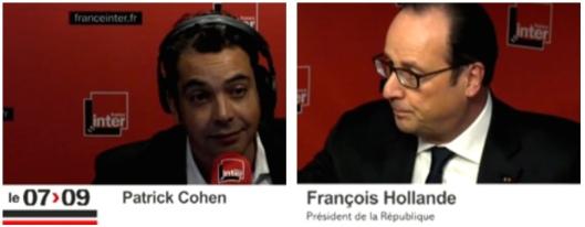 FRançois Hollande France Inter Loi Macron Siècle prochain