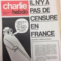 La Couv' du 1er numéro de Charlie Hebdo (23.11.1970) ...