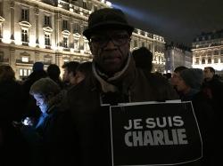 Lyon Charlie habdo bembelly #JesuisCharlie
