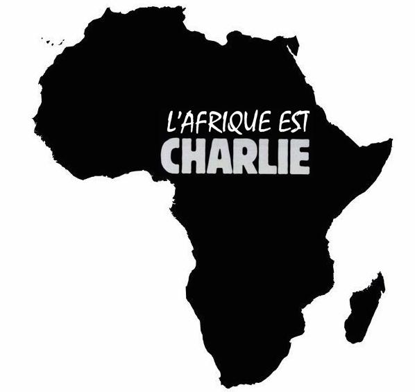 L'Afrique est Charlie