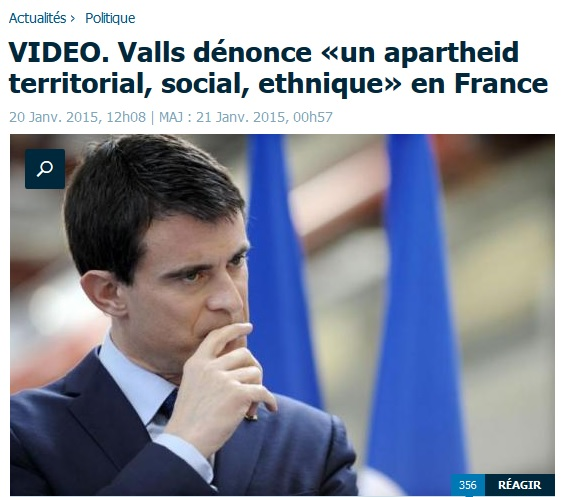 Valls aparthed Social