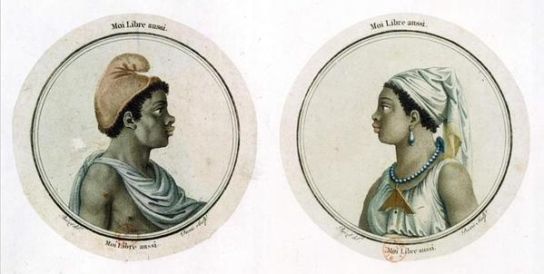 Moi Libre Aussi, 04 Février 1794 Esclavage