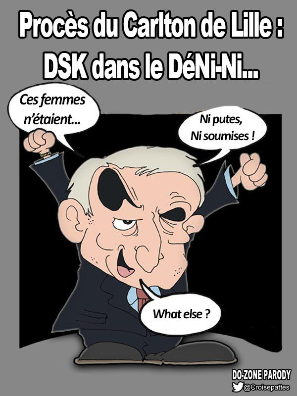 DSK Procès Carlton Lille