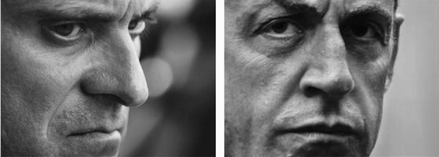 Manuel Valls Nicolas Sarkozy 36 quai des Orfèvres
