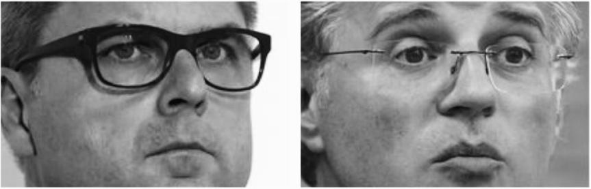 Sarkozyste Christian Flaesch, Bernard Petit