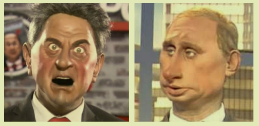Melenchon Poutine Nemtsov Russie