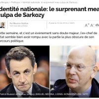 Identité nationale: la «Débuissonisation» de Nicolas Sarkozy...