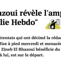 """""""Charlie Hebdo"""" n'est plus #Charlie? ..."""